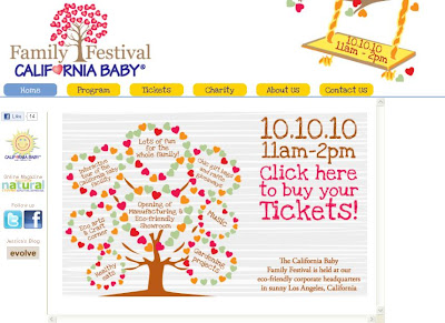 california baby family fest