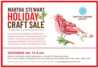 martha stewart holiday craft