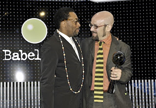 Spike Lee premia Emmanuel Exitu per GREATER-defeating AIDS