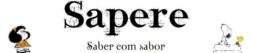 Sapere - Saber com Sabor