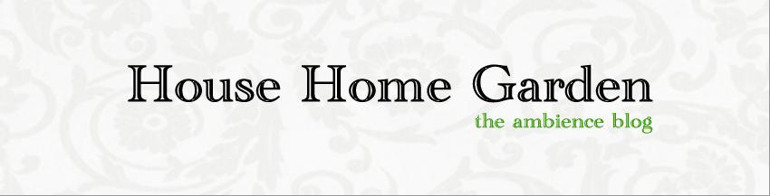 House Home Garden