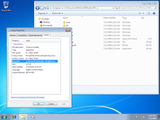 windows 7 rtm, windows 7 rtm screenshoot