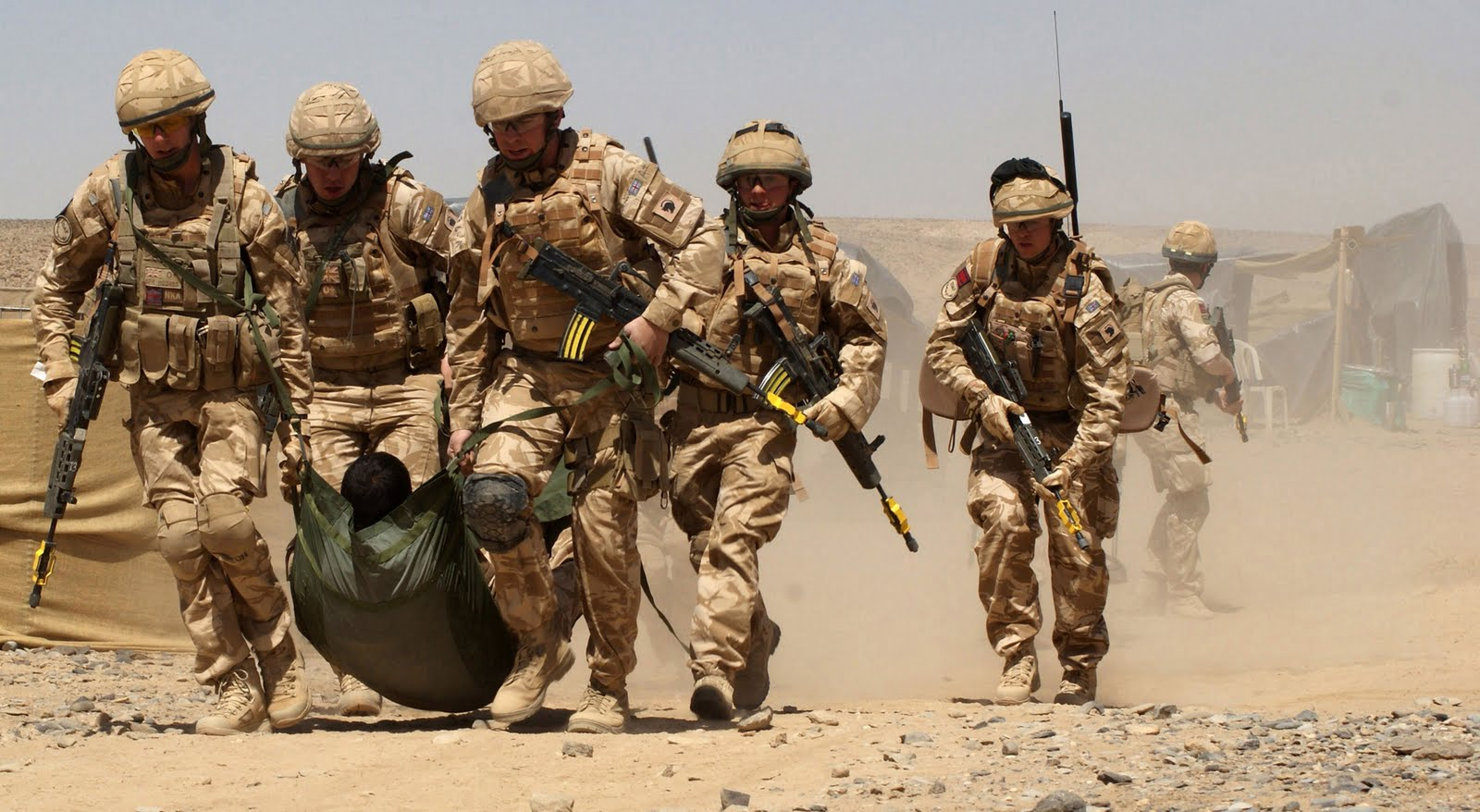 The tragedy of war in Afghanistan - Channel 4 News