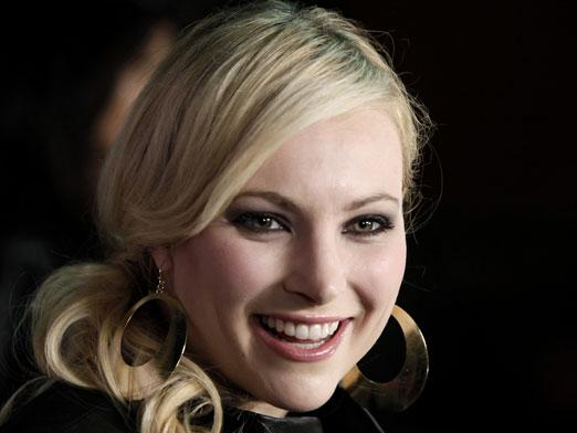 meghan mccain breasts. makeup house Megan McCain