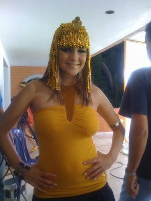 Actriz Venezolana Milena Torres