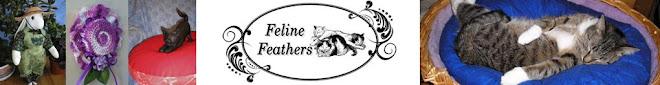 Feline Feathers