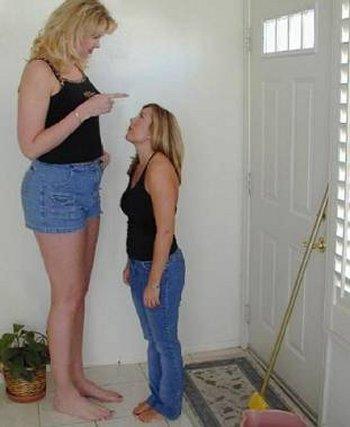 hadubini myoscope tallest woman in the world aka