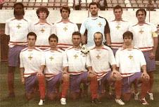 PADROENSE FC EQUIPA QUE SUBIU Á II NACIONAL