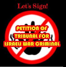 .::.Petisyen Tribunal Perang.::.