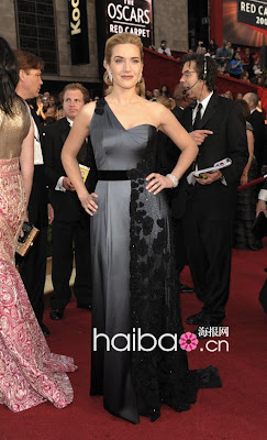 Kate Winslet Oscar 2009