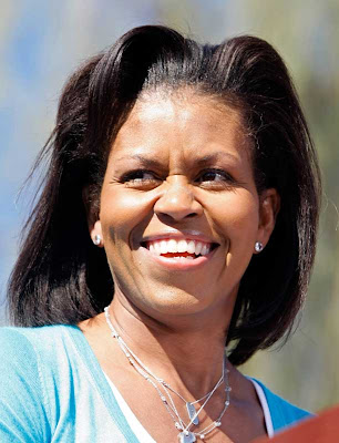 michelle obama pictures 2011. Michelle Obama Without Makeup