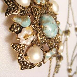 Snakeskin Print Jewelry