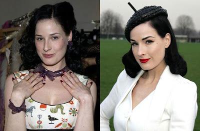 Dita Von Teese Jewelry Style and fashion