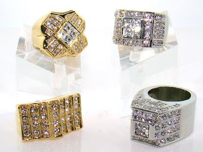 Cubic Zirconia Engagement Rings 2