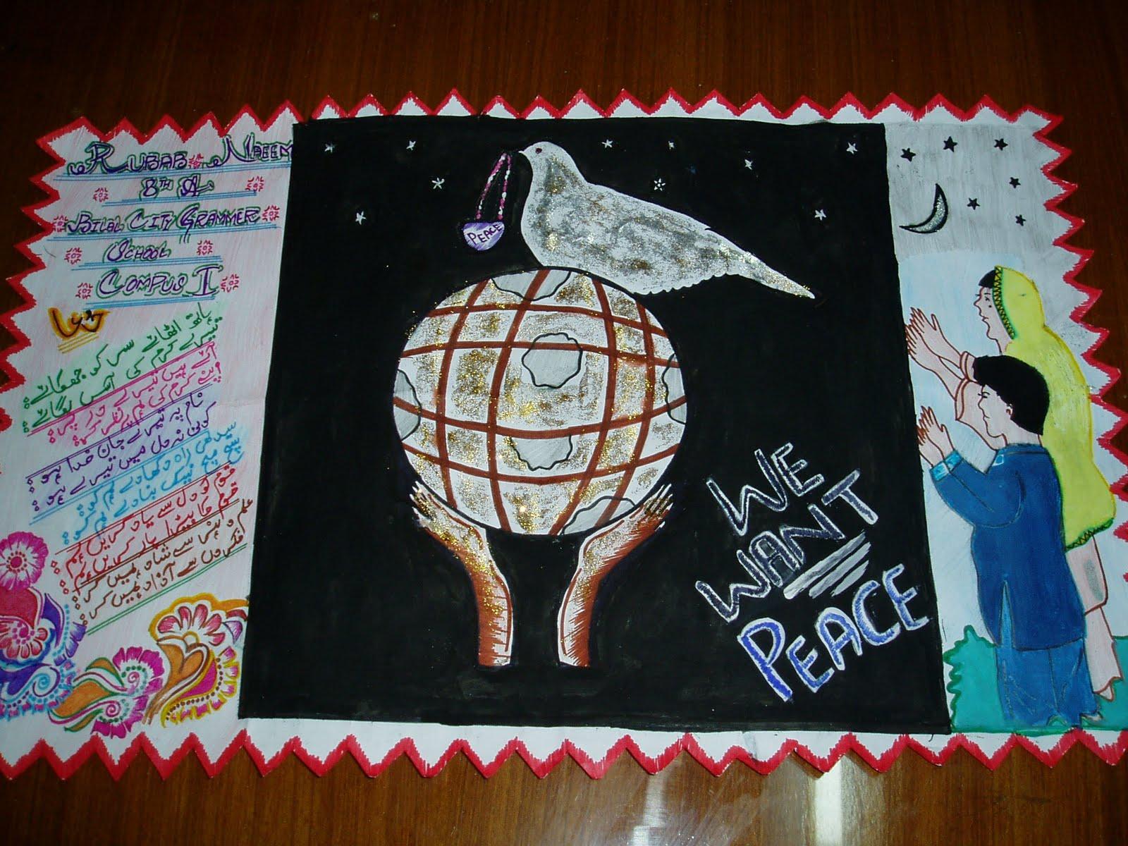 Peaceful Schools International-Pakistan: - 305.6KB
