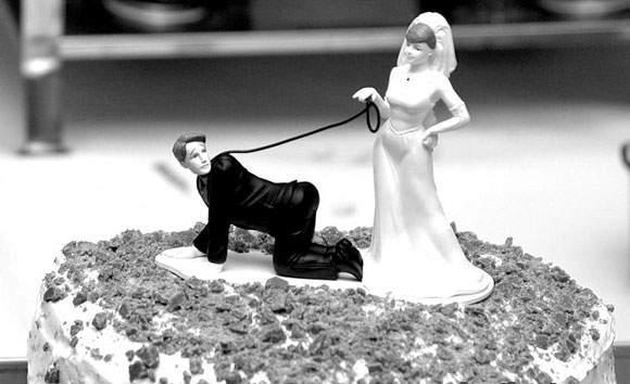 Фото креативных тортов с годовщиной свадьбы