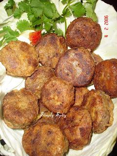 Shammi Kababs / Kheema Kababs