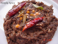 Brinjal Chutney