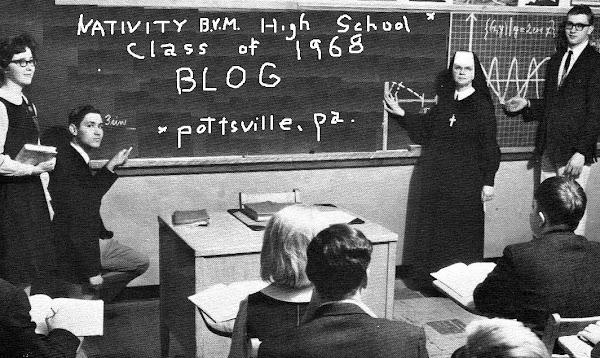 Nativity B.V.M., Pottsville, PA Class of 1968