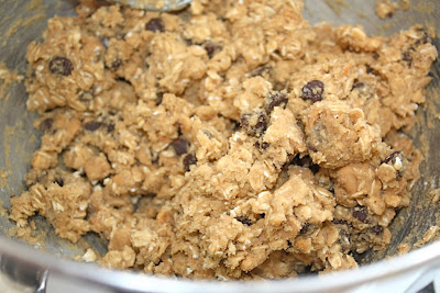 Peanut Butter Oatmeal Chocolate Chipsters | Two Peas & Their Pod
