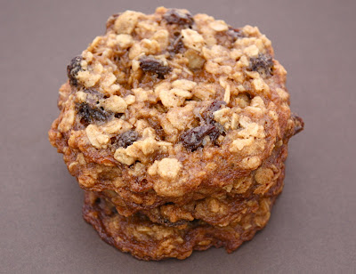 Dad s oatmeal raisin cookie recipe