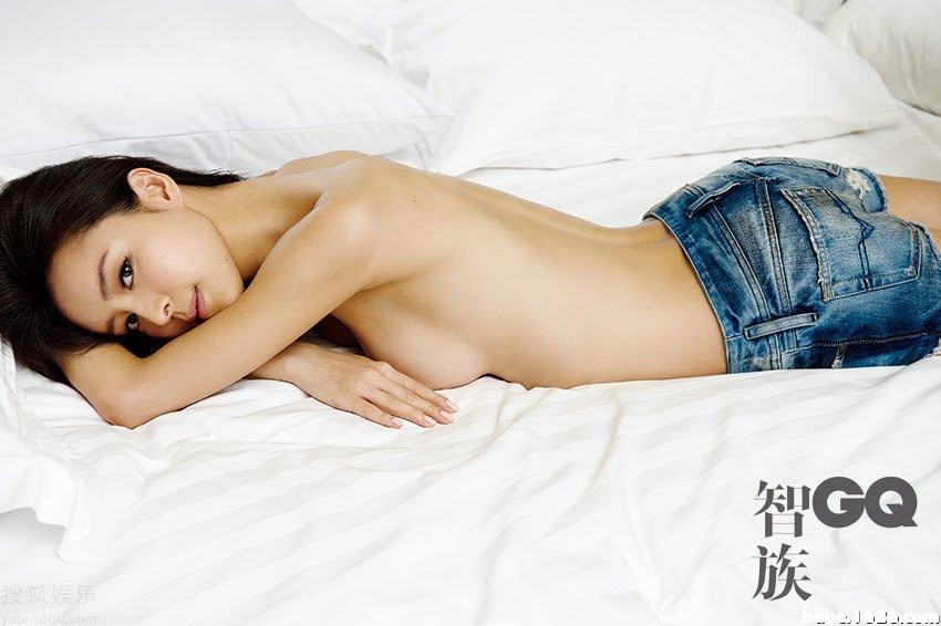 zhang jing chu porn