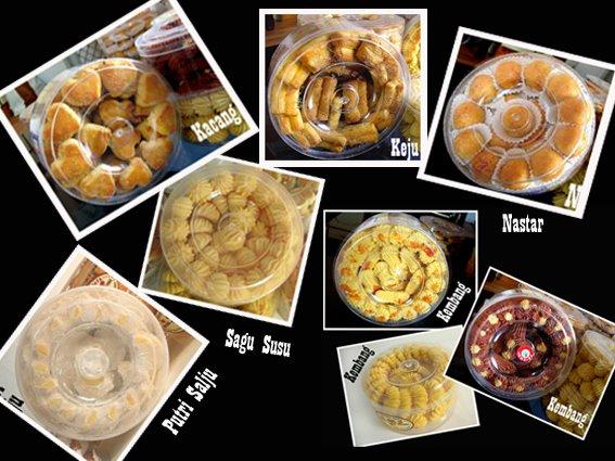Satuan Mix - 6 kue