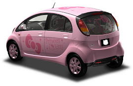 Mi Carro Hello Kitty