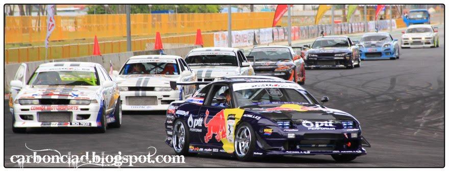 Carbon Clad Cars