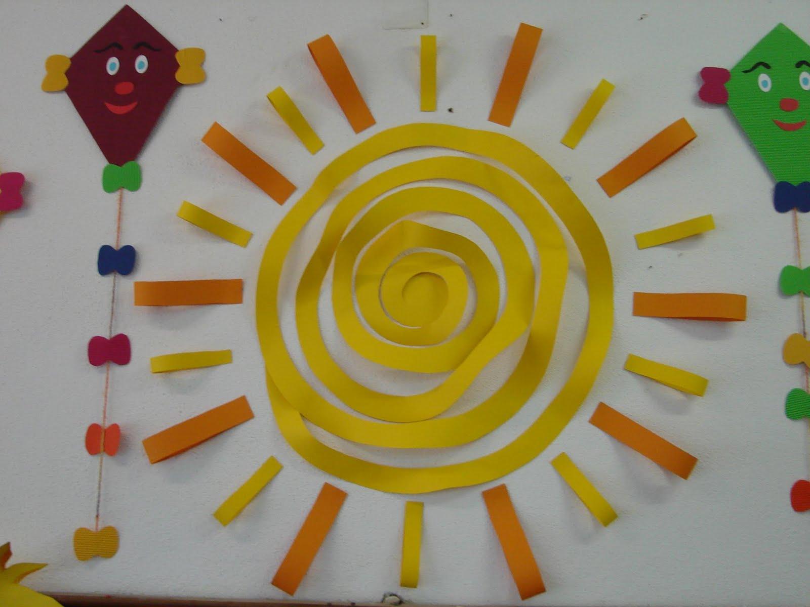 """ideias para trabalhar no jardim de infancia: ideias trabalhadas no Jardim de Infância relativas ao tema """" Tempo de"""