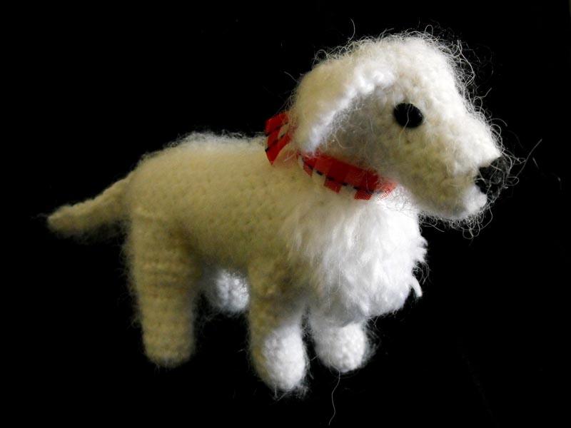 Amigurumis Patrones Gratis En Español Perros : Perros patrones de amigurumi gratis arte friki