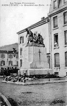 Monument aux morts de Raon l'Etape