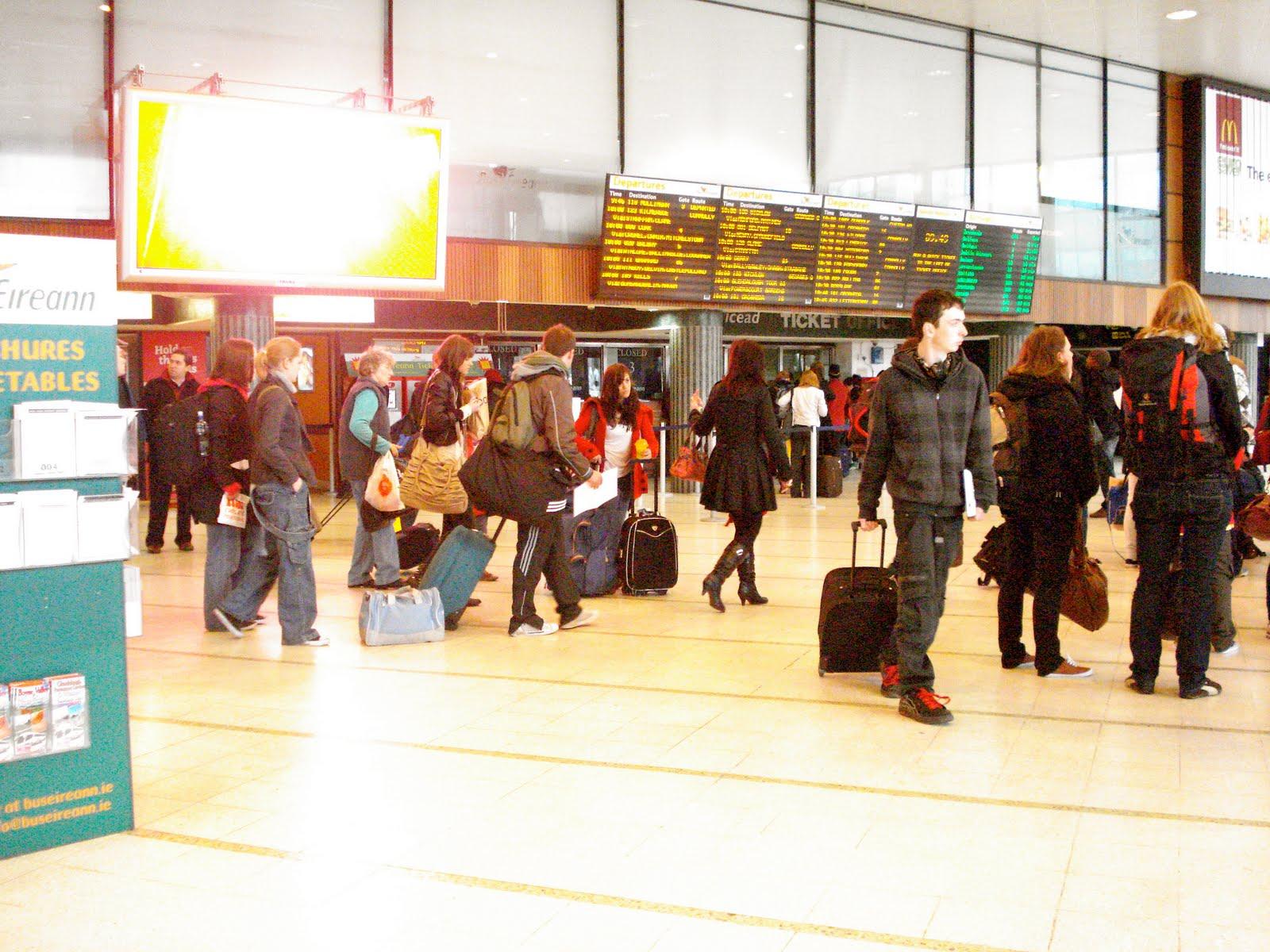 Hotels Near Dublin Bus Station