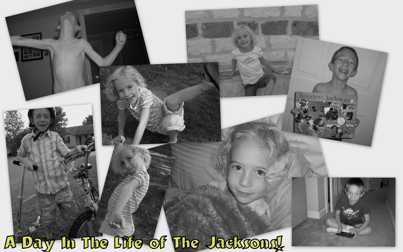 A Day In The Life Of The Jacksons!
