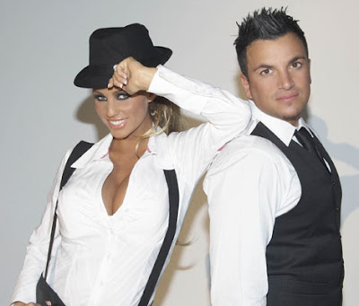 Glamour Model Katie Price and Singer Peter Andre are to separate after four
