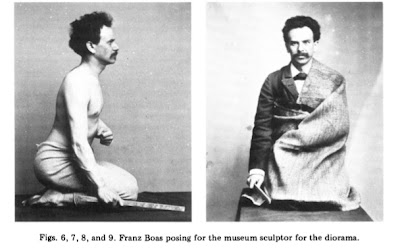 franz boas as one of earliest pioneer of modern anthropology