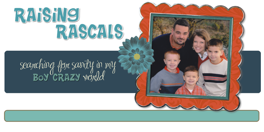 Raising Rascals