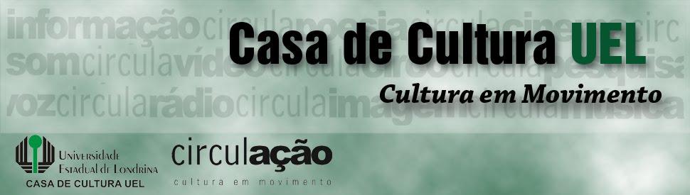 Cultura na Casa