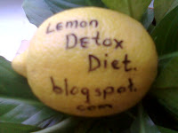 Lemon Detox Diet ABC