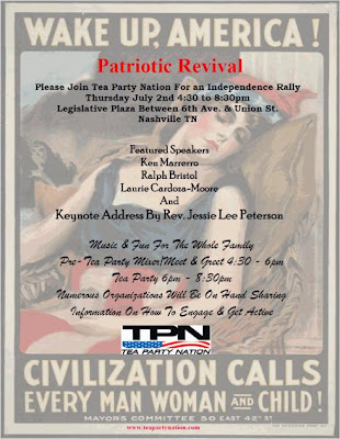 Nashville Tea Party Nation