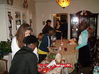 Burundi Christmas Party