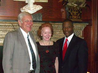 Rod Williams, Louella Williams, J. C. Watts