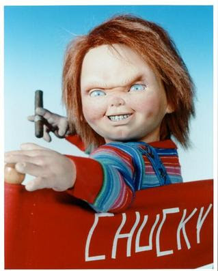 -Imagenes raras e inconseguibles del cine de terror- Childs-Play---Chucky--C10040293