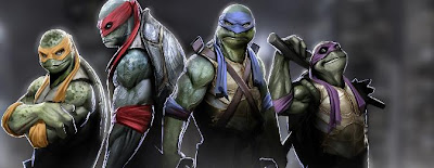 Michael  Ninja Turtles on Badass P  Ster Y Tv Spot Con Todo El Elenco De The Expendables  26 De