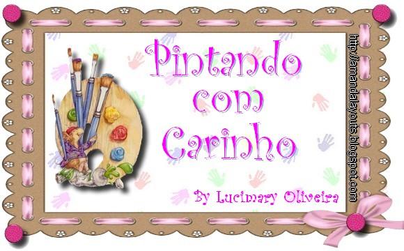 PINTANDO COM CARINHO