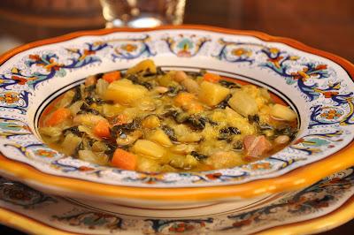 Classic Italian Minestrone Soup Recipe
