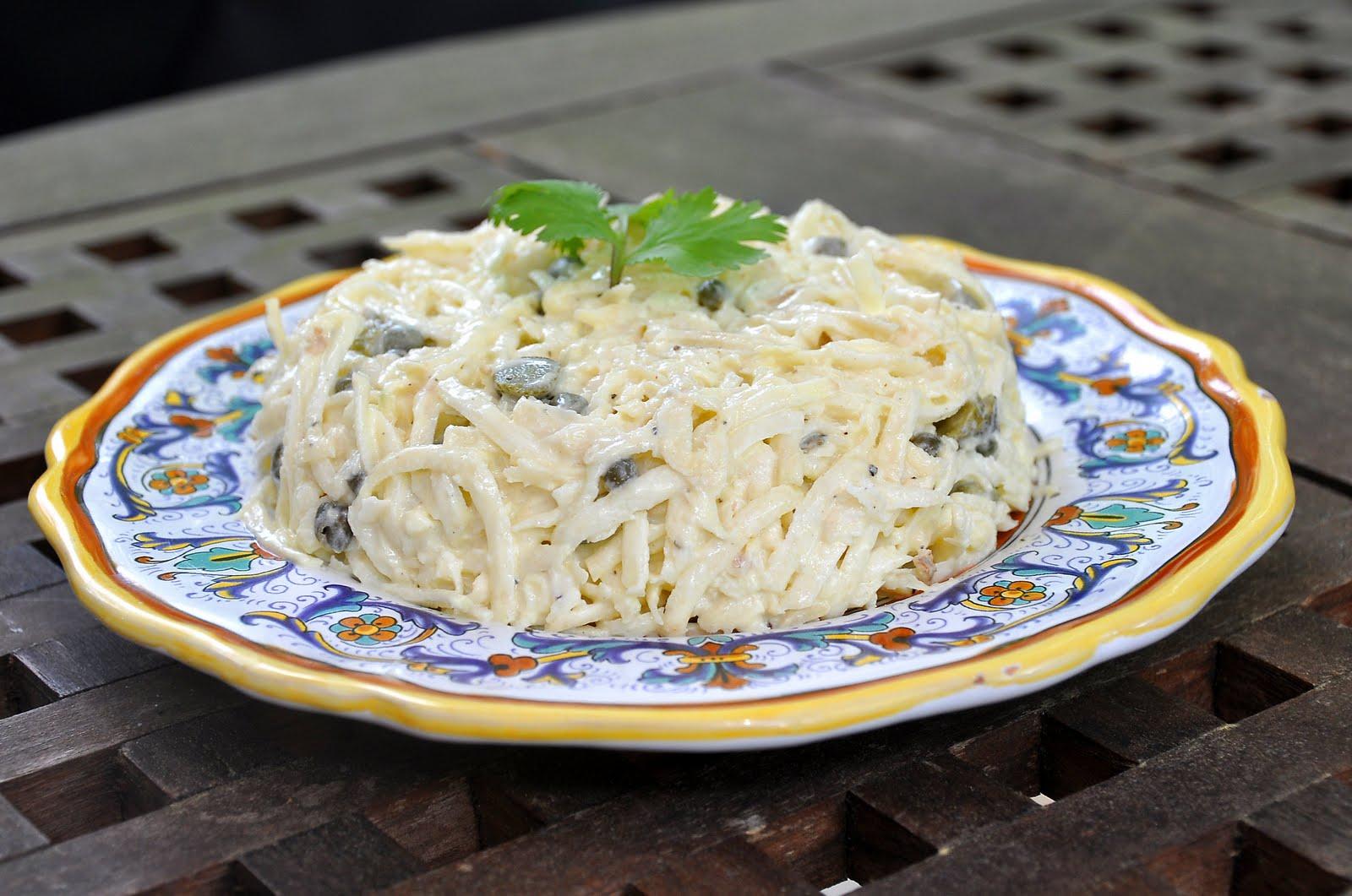 Celery Root Remoulade (Céleri Rémoulade) Recipes — Dishmaps