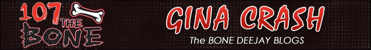 Gina's Blog
