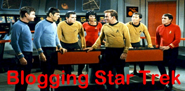 Blogging Star Trek