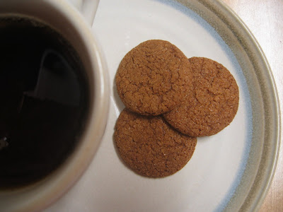 Maida Heatter's English Gingersnaps #2